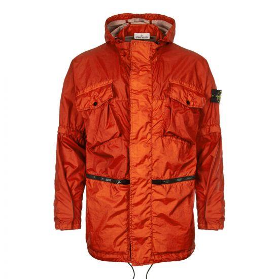 Stone Island Jacket Membrana 3L 701540223 V0015 Rust