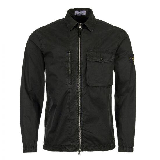 Stone Island Overshirt  7015121WN V0129 Black