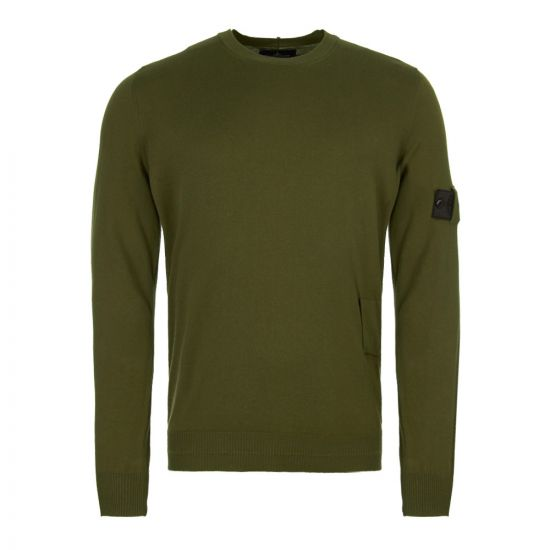 Stone Island Shadow Project Jumper 7019501A1 V0054 Green