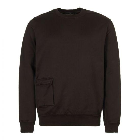 Stone Island Shadow Project Sweatshirt MO701960107 V0029 In Black