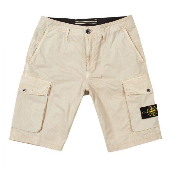 Stone Island Shorts Bermuda | 7015L07WA V0190 Beige