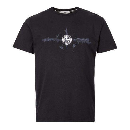 Stone Island T-Shirt | 71152NS85 V0029 Black