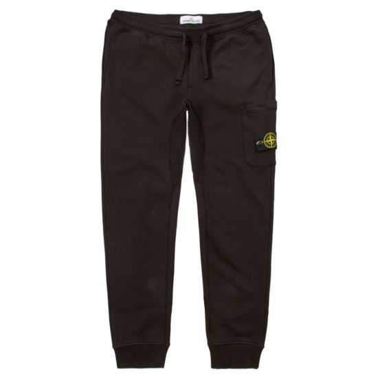 stone island sweatpants 701560351 V0029 black