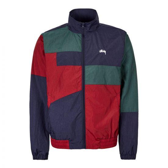 Stussy Track Jacket | 115456 NAVY
