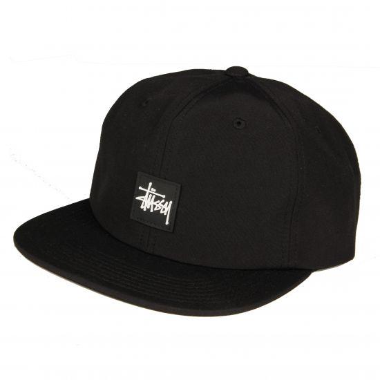 Stussy Cap 131786-BLK