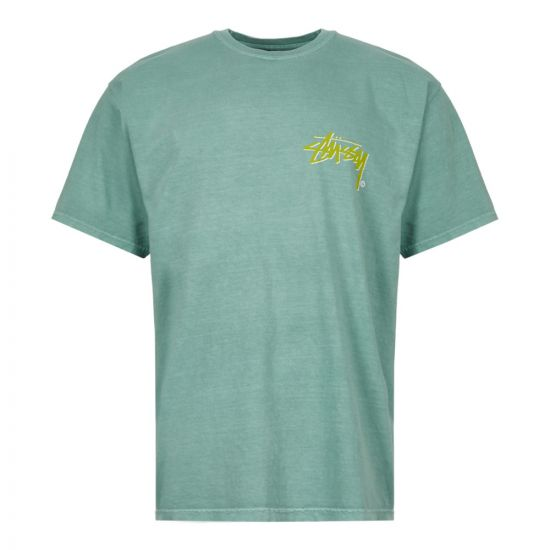 Stussy T-Shirt | 1904399 SAGE