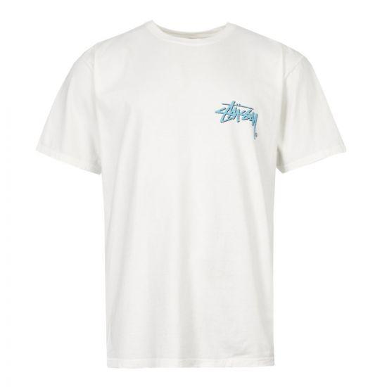 Stussy T-Shirt | 1904399 NAT Natural
