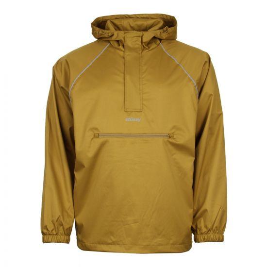Stussy Pullover Jacket 115364 BRONZE