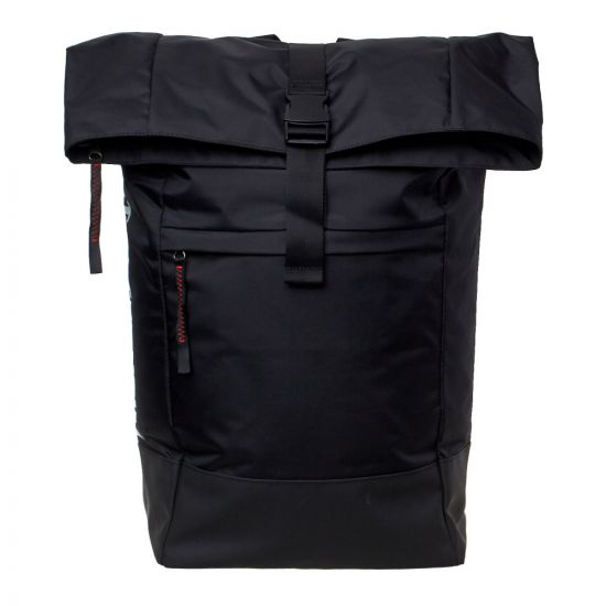 Stutterheim Backpack | 1907 1001 Black
