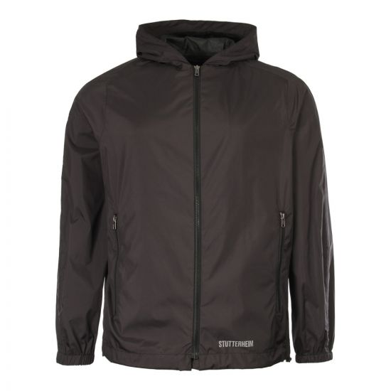 Stutterheim Starby Jacket | 18101001 Black