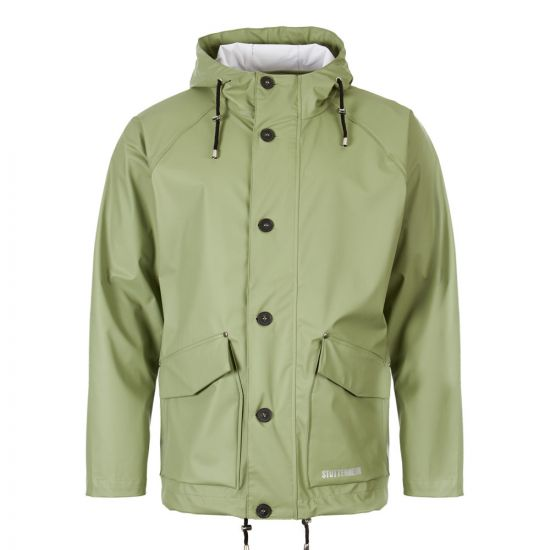 Stutterheim Raincoat | 2005 3009 Green