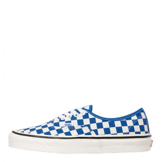 Vans Authentic DX VN0A38ENVKX1 Blue Checkerboard