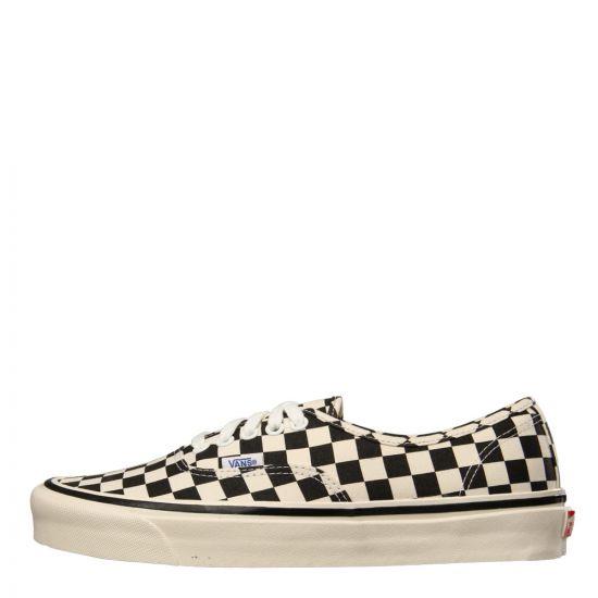 Vans Authentic 44 DX Sneakers VA38ENOAK Black/White Checkerboard