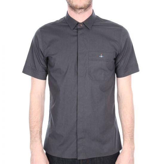 Short Sleeve Shirt - Grey