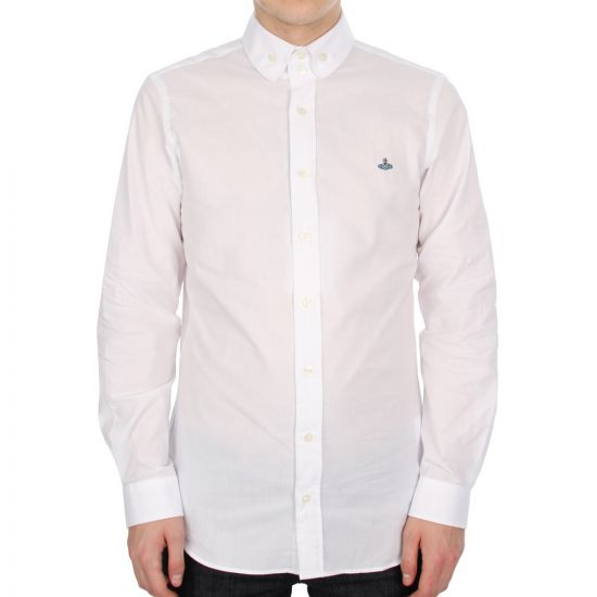 Vivienne Westwood Shirt White Long Sleeved