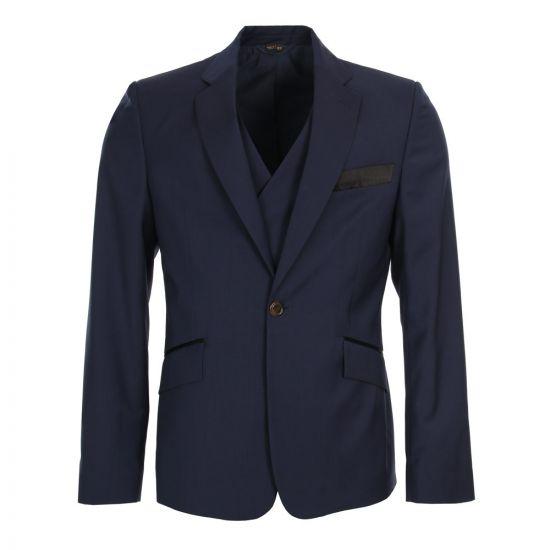 Vivienne Westwood Suit Jacket   S25BN0357-S44678-505 Navy   Aphrodite1994