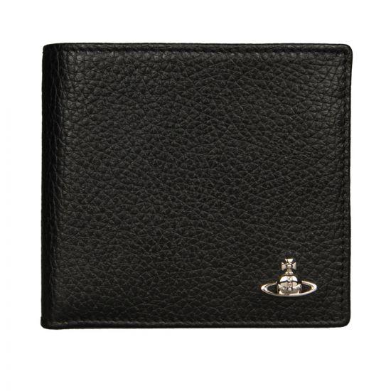 Vivienne Westwood Milano Wallet | 51010016 40324 N401 Black | Aphrodite1994