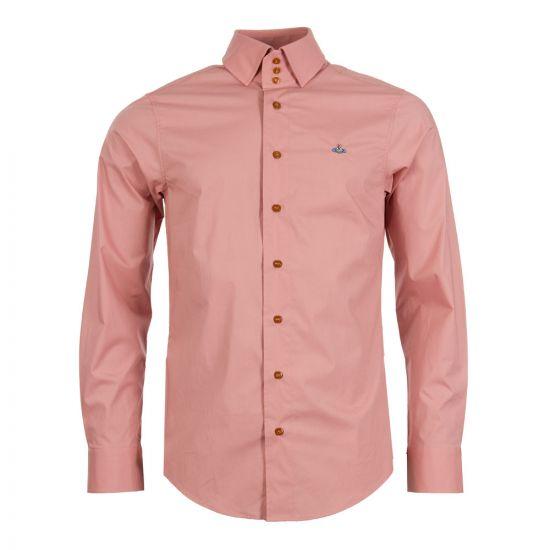 Vivienne Westwood Shirt S25DL0427S47979 In Pink