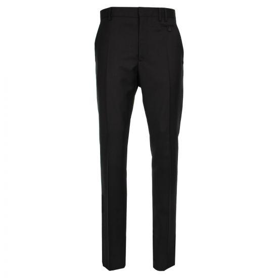 Vivienne Westwood Classic Trousers S25KA0535 S47883 900 Black