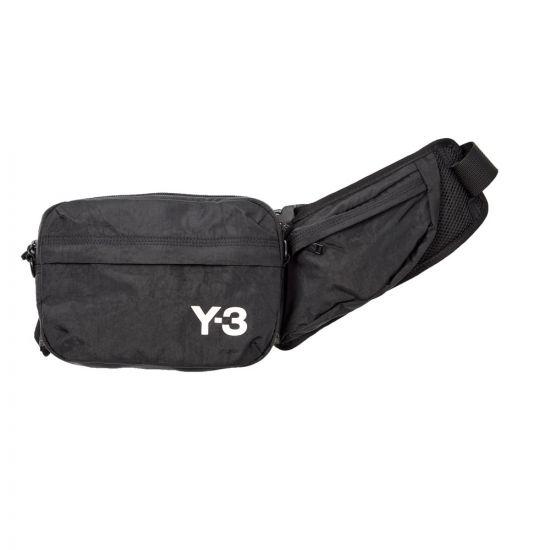 y-3 sling bag FH9244 black