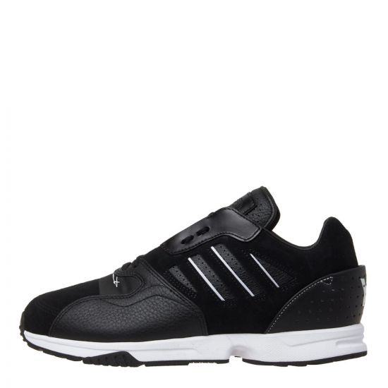 y-3 zx run trainers G54062 black/white