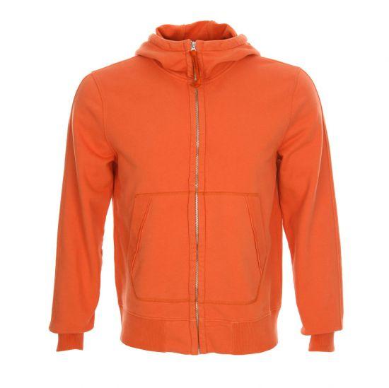 Goggle Hoody - Dark Orange