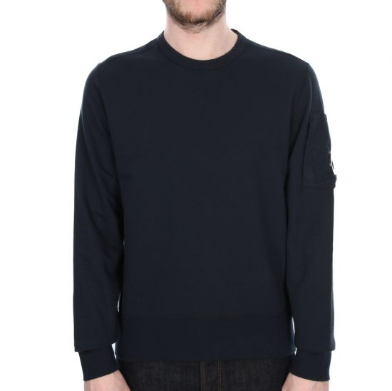 C.P Company Sweater in Navy
