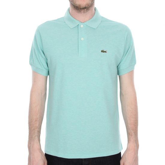 Lacoste polo mint green