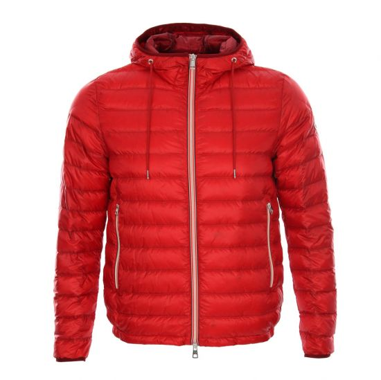 Moncler Athens Jacket in Red