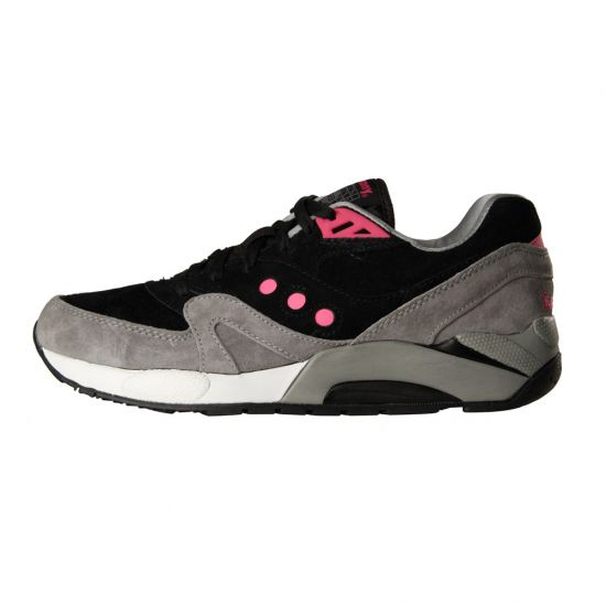 Saucony G9 Control Trainer Black Grey