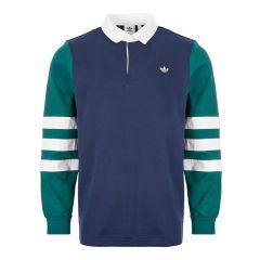adidas Rugby Shirt | EC9308 Indigo
