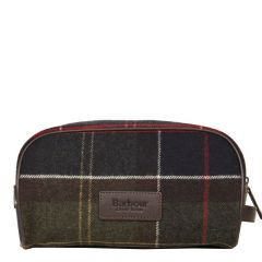 Barbour Washbag Tartan UBA0313TN11