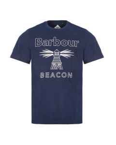 Barbour T-Shirt   MTS0660 NY91 Navy