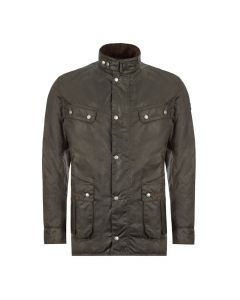 Barbour International Duke Wax Jacket | MWZ0337 SG91 Sage