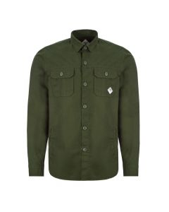 Barbour Beacon Overshirt RIPSTOP | MOS0080 GN91 Green