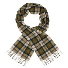 Barbour Scarf Tartan Lambswool USC001 TN51