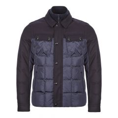 Belstaff Retreat Jacket 71020752 C50A0599 80010 Dark Navy