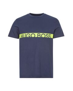 BOSS Bodywear T-Shirt RN | 50407600 415 Navy
