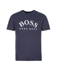 boss athleisure t-shirt 5 50432459 410 navy