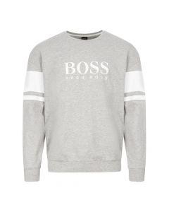 BOSS Bodywear Sweatshirt | 50431103 054 Grey