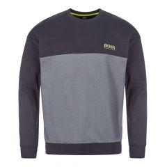 boss bodywear sweatshirt tracksuit 50433861 400 navy