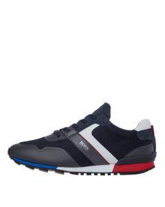 boss parkour runn trainers 50412232 402 navy