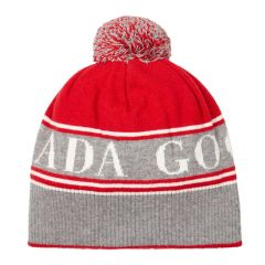 Hat – Red / Grey