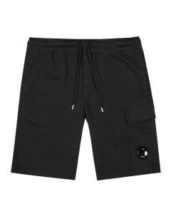 CP Company Bermuda Shorts | MSB041A 002246G 999 Black | Aphrodite
