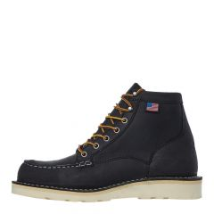 danner bull run moc toe boots 15568 black