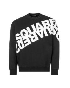 DSquared Sweatshirt Logo | S74GU0403 S25042 900 Black