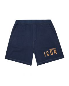DSquared Shorts Icon | S79GU0010 S25042 900 Navy