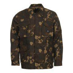 Edwin Corporal Jacket 1024957 4RC 00 03 Camo Khaki
