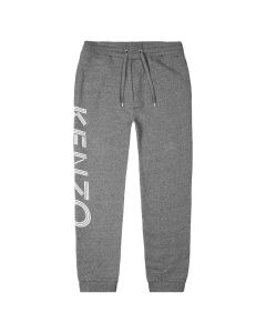 kenzo sweatpants logo F005PA7164MD 98 grey melange