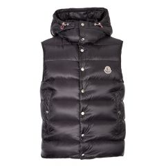 Gilet Billecart – Black
